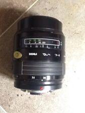 Sigma 70mm F2.8 AF Zoom Lens vgc