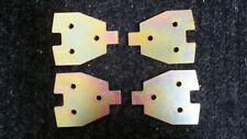 1969 1970 Cougar Mustang Shelby Door Hinge Plate Set USA