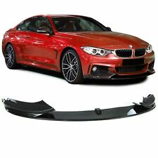 FRONT SPLITTER LIP BUMPER CARBON LOOK FOR BMW F32 M SERIES 4 FROM 2013 SPOILER