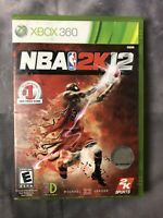 NBA 2K12 -- Game of the Year Edition (Microsoft Xbox 360, 2012) Michael Jordan