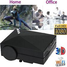 5000 lumens Mini Pico Portable Digital LCD LED HD Projector Home Theater Cinema