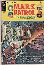 Mars Patrol Total War  #6 (1968)