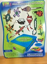 New Activity Works Mini Bungee Bead Things with Storage Drawer Ages 7 & Up