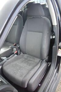 2007 VW JETTA PASSENGER SIDE LEFT HAND FRONT SEAT CLOTH GREY