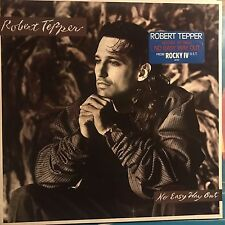 ROBERT TEPPER • No Easy Way Out • Vinile Lp • 1986 SCOTTI BROTHERS