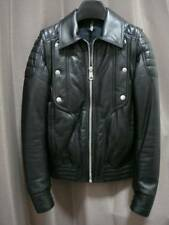 DIOR HOMME AW08 Two Way Biker Leather Vest Jacket Hedi Napoleon Wyatt SLP L01 17