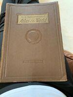 1928 Atlas Of The World
