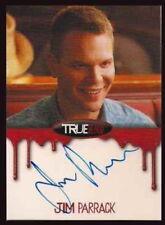 2012 TRUE BLOOD JIM PARRACK AUTOGRAPH CARD As:HOYT FORTENBERRY