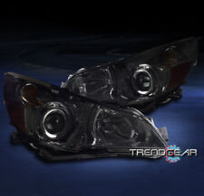 FOR 2010-2012 SUBARU LEGACY/OUTBACK REPLACEMENT PROJECTOR HEADLIGHTS LAMPS SMOKE