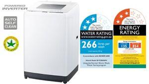 Hitachi Washing Machine SF-P200XWV. 20Kg Top Load Washing Machine