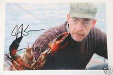 J.K. Simmons 20x30cm Bild Poster + Autogramm / Autograph signed in Person