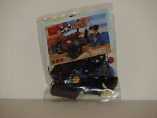 Pirate Series Type Buildable Mini-Figure Set Treasure Chest Wagon & Pirate
