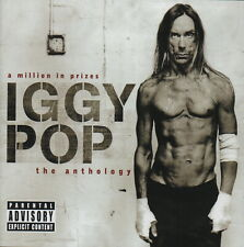IGGY POP - A million in prizes - The anthology - CD album (2 CDs, 38 tracks)