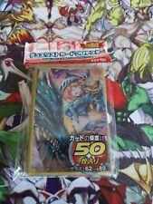 Yu-gi-oh 50 protège carte sleeve Dark Magician girl Magicienne tenebres Timée