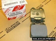 Lexus GS300 GS400 (1998-2002) OEM Genuine REAR BRAKE PADS / PAD SET 04466-30161