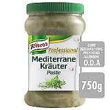 Knorr - Professional Gewürzpaste - Mediterrane Kräuter, 750g