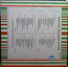 GEORGE FEYER essential cole porter 2 LP Mint- VSD 93 94 Vinyl 1976 Record