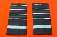 RAF GREATCOAT Marshal Of The Royal Air Force Rank Tabs 75MM WIDE Rank Slides