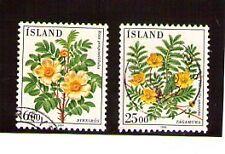 Islandia Flores del año 1984 (W-442)