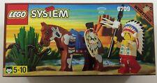 LEGO System 6709 Western Tribal Chief Horse BNIB Great Deal Factory Sealed