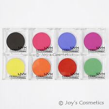 "1 NYX Primal Colors - pressed pigments ""Pick Your 1 Color""    *Joy's cosmetics*"