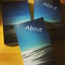 Above - self published book