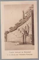 1939 France Postcard Cover Complete Set # B71-B72 Infantry Monument  Maxi Card