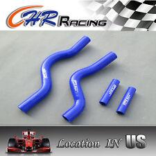 silicone radiator hose for SUZUKI RM 250 RM250 01-08 02 03 04 05 06 blue
