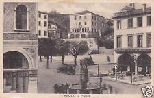 Asolo (Treviso) Piazza f.p.