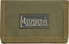 New Maxpedition Micro Wallet Khaki MX218K
