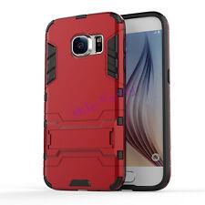 Shock Proof Hybrid Armor Heavy Duty Tough Case Cover for Samsung Galaxy S7 /edge