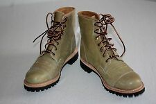 Timberland 6in lineman Boot Uomo Super Scarpe! MADE IN USA! NUOVO! TG. 41,5 (8m)