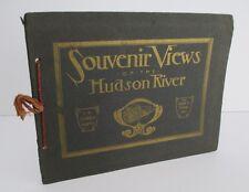 SOUVENIR VIEWS OF THE HUDSON RIVER, Part Two, 1909