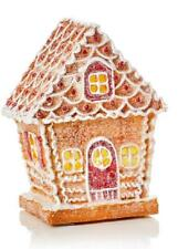 LED Gingerbread House Battery-Operated 13x9cm Christmas Light (A)