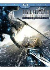 Final Fantasy VII Advent Children BLU-RAY NEUF SOUS BLISTER