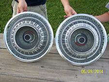 1960-75 MOPAR PLYMOUTH DODGE CHRYSLER SPORT FURY 15 INCH HUBCAPS VALIANT DUSTER