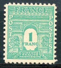 TIMBRE DE FRANCE NEUF LUXE 624 ** TIMBRES ARC DE TRIOMPHE DE L ETOILE