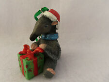 Anteater Danbury Mint Baby Animals Ornament - Mwt