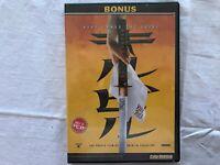 BONUS KILL BILL DVD IMAGENES DEL FILM Y ENTREVISTAS HERE COMES THE BRIDGE  RARO