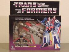 Transformers G1 STARSCREAM Air Commander Vintage 2018 Reissue Walmart Exclusive