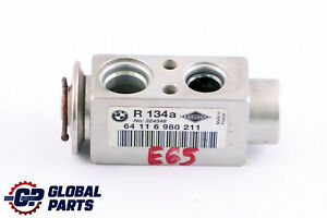 BMW 7 Series E65 E66 Expansion Valve Air Conditioning Heather 6980211
