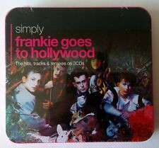 FRANKIE GOES TO HOLLYWOOD - SIMPLY FRANKIE GOES TO HOLLYWOOD - 3 x CD 2015
