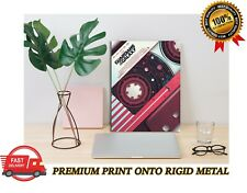 Guardians of the Galaxy Tape Classic Movie Premium METAL Poster Art Print Gift