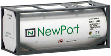 HO Scale Container- 492016- 20ft Tank Container - Newport