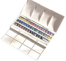 Winsor and Newton Cotman Watercolours - The Half Pan Studio Set - 45 Half Pans