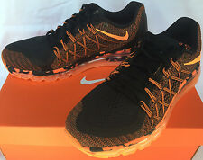 Nike Air Max 2015 Prm Premium 749373-008 Total Marathon Running Shoes Men's 8