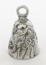 Elephant Guardian® Bell Motorcycle Harley Luck Gremlin Ride USA