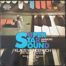 Klaus Wunderlich / Jerry Wilton - Super Star Sound - Hammond Gala LP Royal Sound