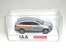Audi Q7 Service Mobile audi AG IAA 2007
