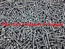 (25) M6-1.0x40 or M6x40 6mm x 40mm J.I.S. Small Head Hex Flange Bolt 10.9 Zinc